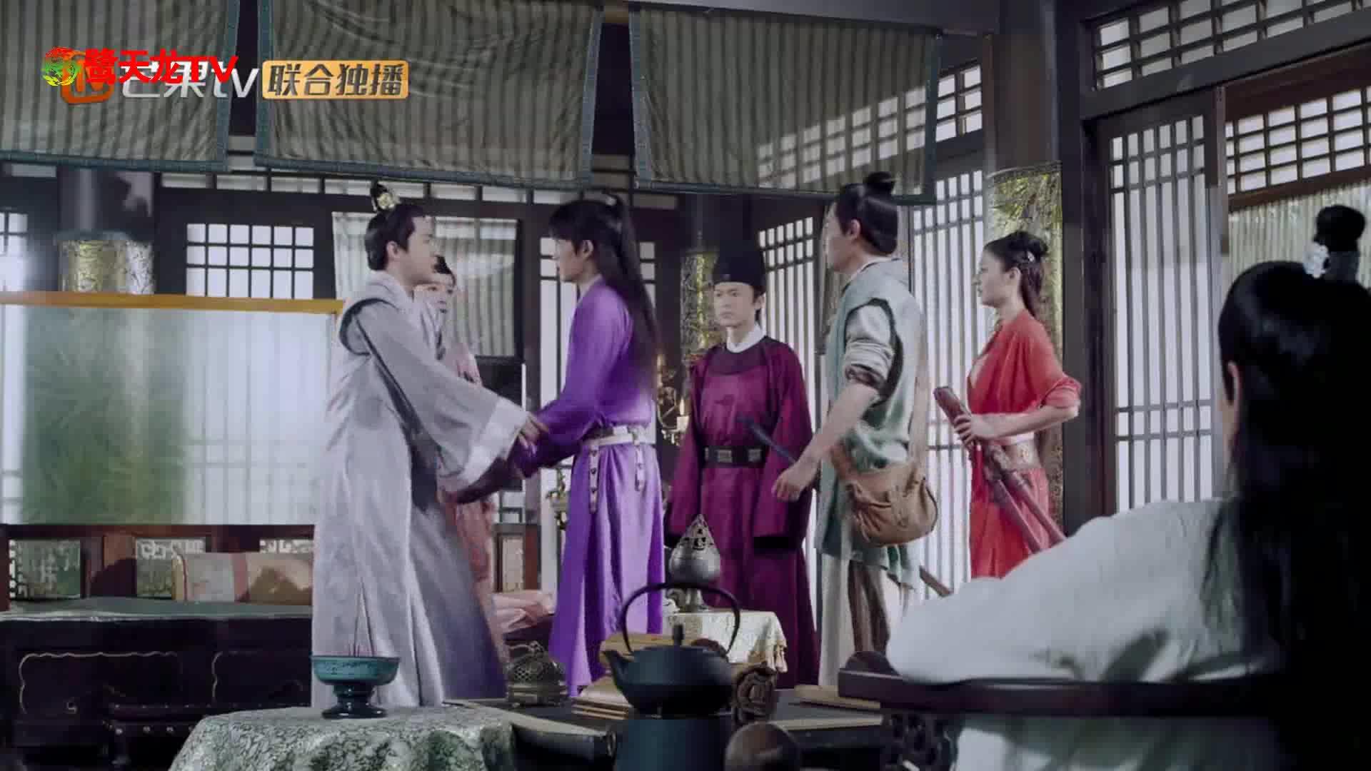 """皇上驾崩?狄仁杰联手武媚娘""""演戏"""""""