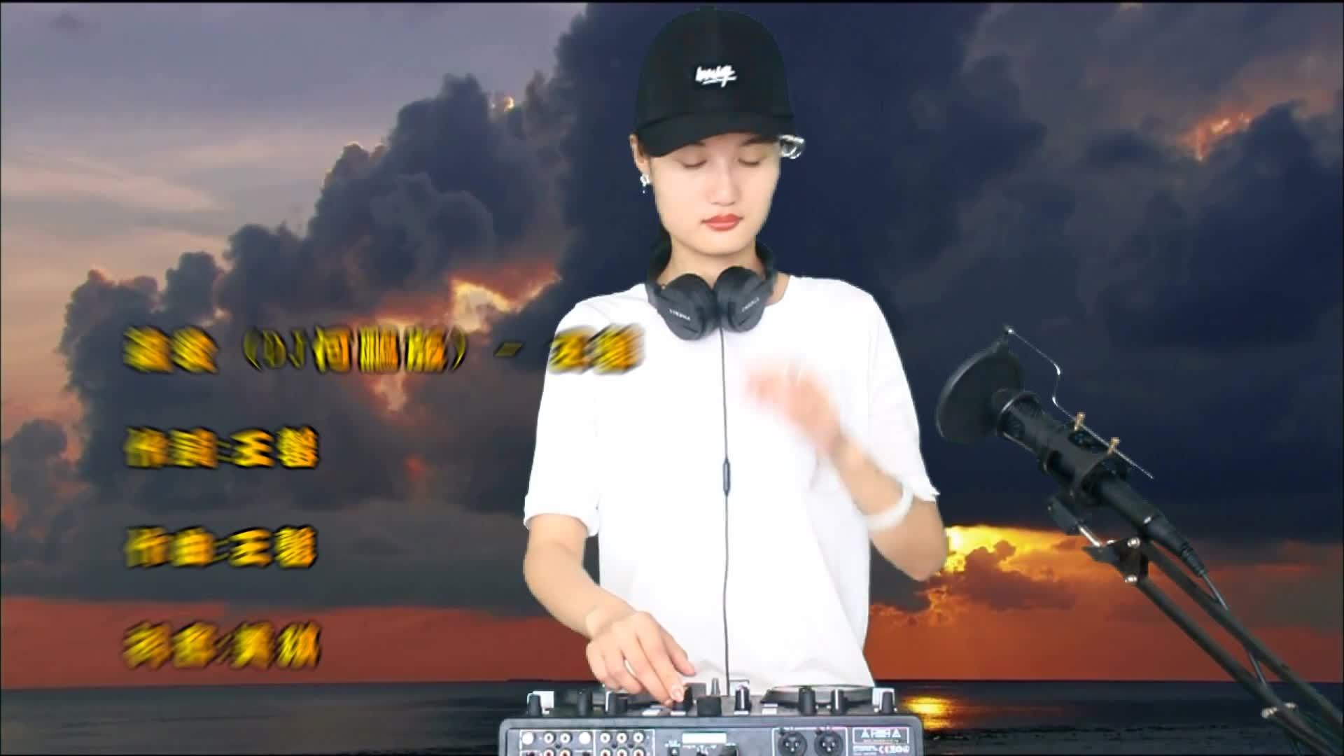 90后最喜欢的DJ舞曲《藏爱》好听至极!