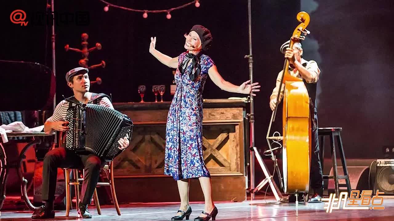 #娱乐#音乐传记《玫瑰人生》登陆上海美琪大戏院