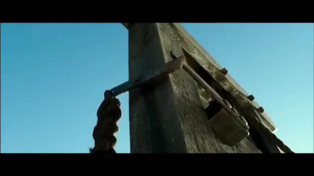 #一起看电影#命有多硬,连阎王都不敢收!