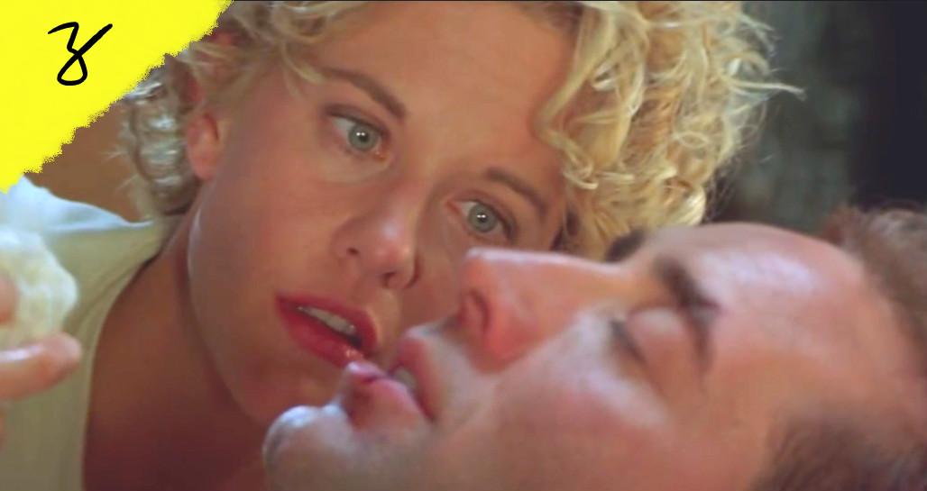 #经典看电影#【独孤子黑】8分钟看完爱情电影《天使之城》拥有感觉是如此美好