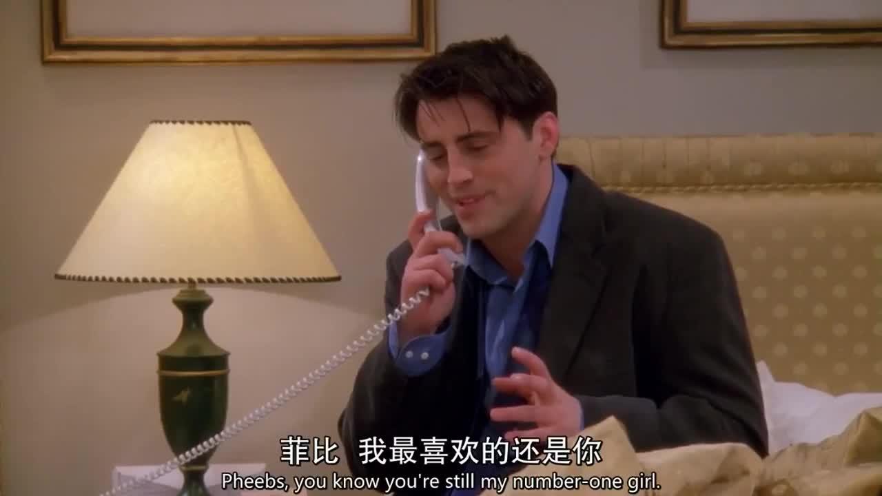 男子回到酒店房间,发现电话响了,接听后发现竟然是她打来的