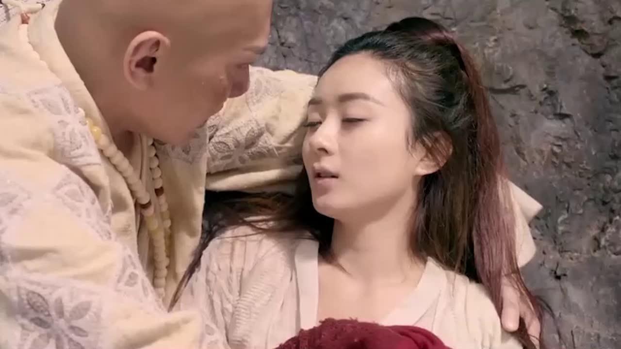 #电影迷的修养#唐僧为了女王不惜得罪水怪,毁天灭地,网友请你们原地结婚