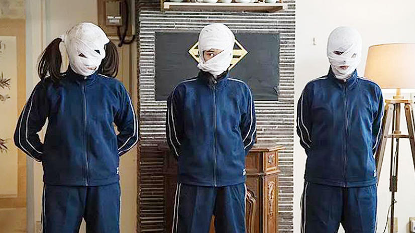 3个日本小伙得罪大哥,被送去泰国变性,摘掉纱布后亮了!