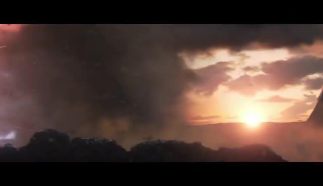 #电影最前线#《最终幻想15:王者之剑》电影片段