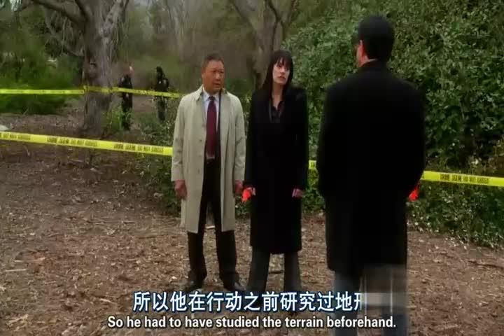 警探通过罪犯抛尸地点,就知道罪犯身体状况,厉害!