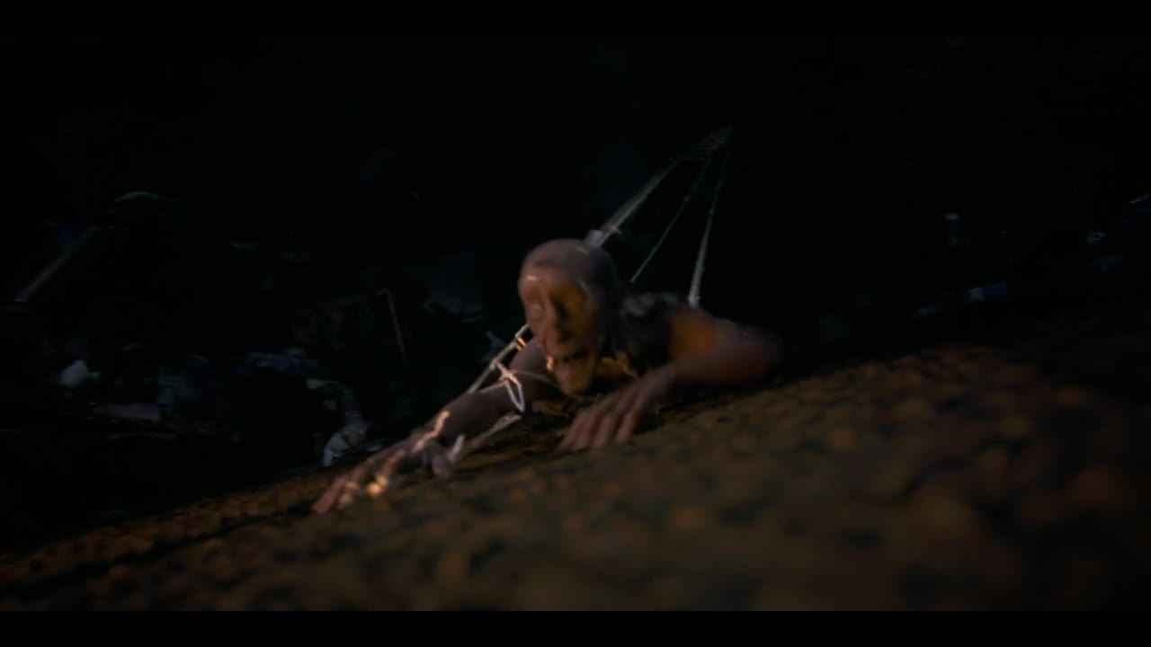 艾尔被枪击中倒在血泊中,生死不明,凯莉抱着艾尔,痛不欲生