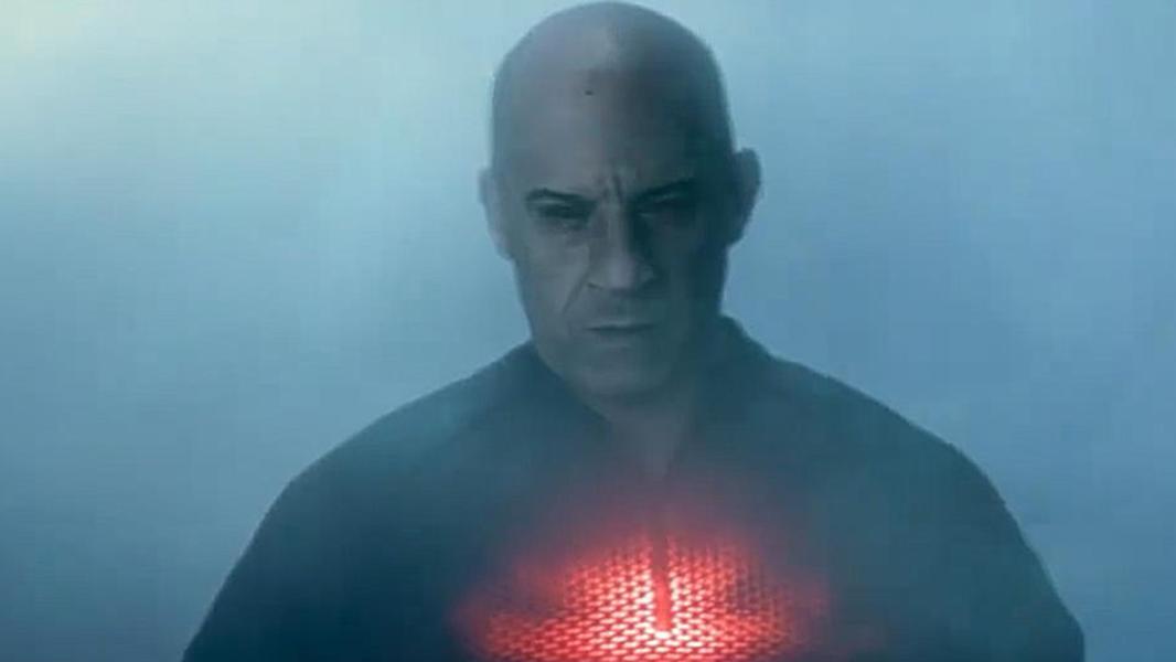 #电影迷的修养#《喋血战士》范·迪塞尔起死回生变身超级英雄,思想和记忆被改变