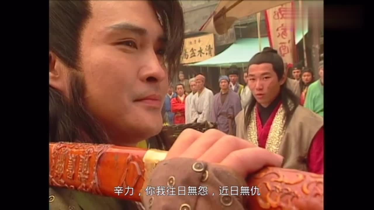#江湖#此人在江湖上号称快剑到底有多快, 看他这次出剑杀人就知道了