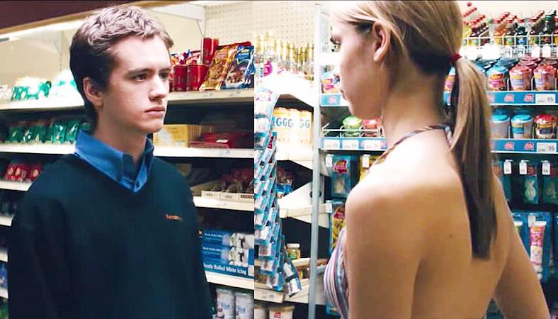 #羞羞看电影#少年获得时间停止超能力,这回性福了