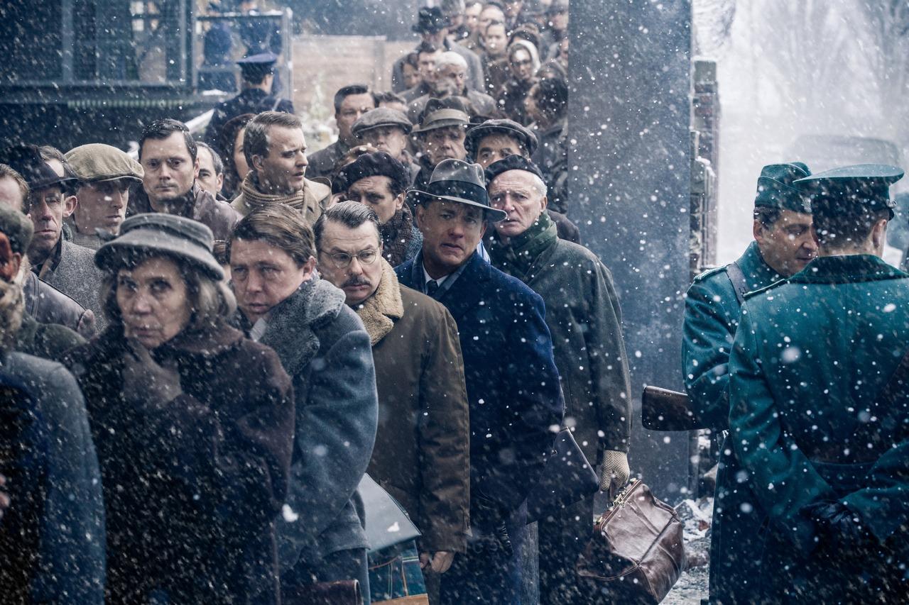 #经典看电影#真实历史改编!几分钟速看汤姆汉克斯高分大作《间谍之桥》