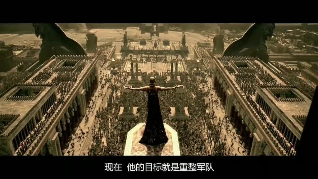 #电影#《300勇士:帝国崛起》第4部分