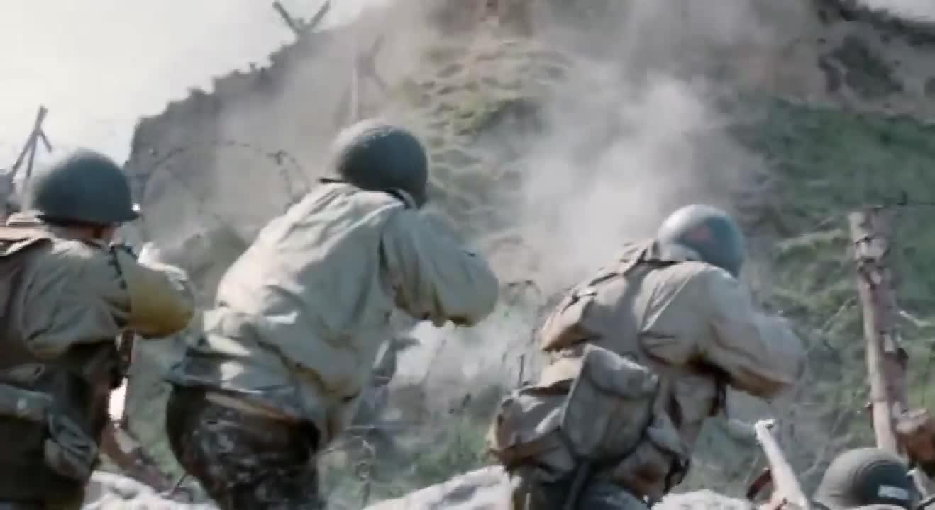 一名优秀的狙击手,战场上的作用无可替代 !