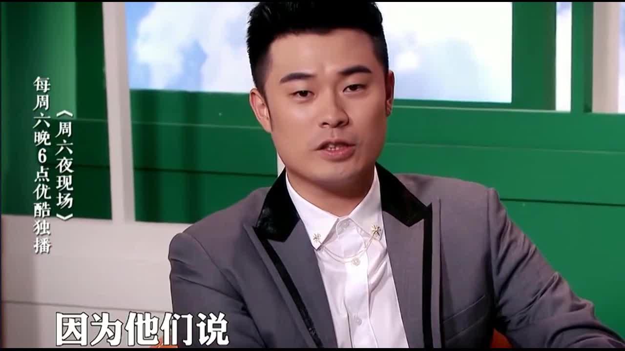 #影视精选#陈赫自称节目一哥,小岳岳看不下去真不要脸