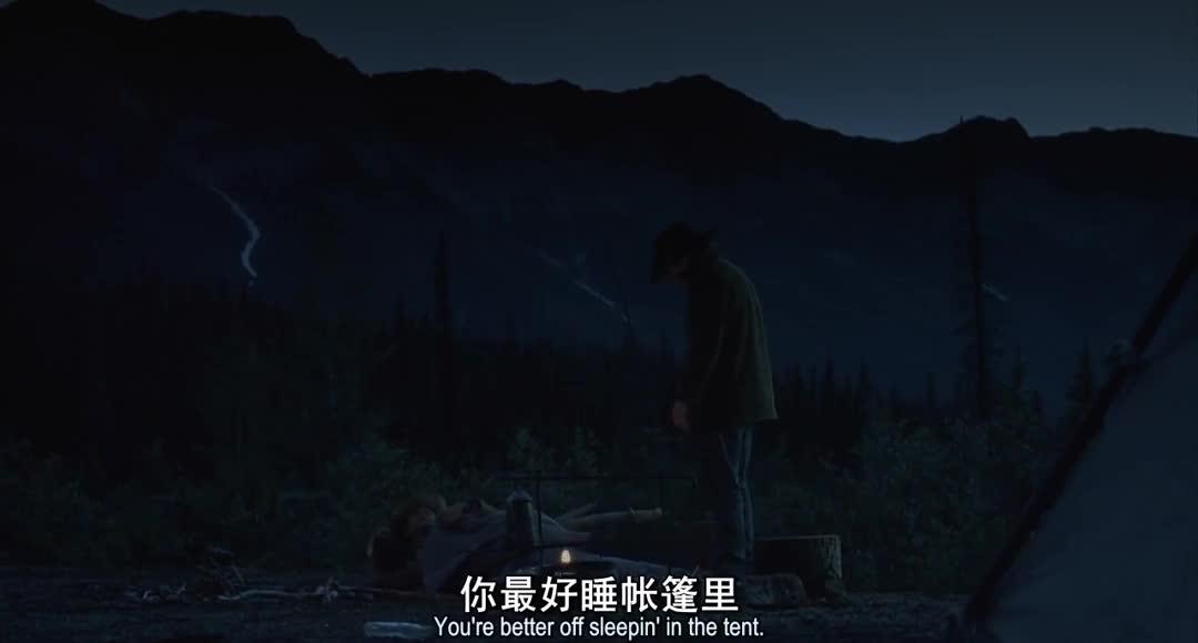 李安导演的最佳同性电影《断背山》曾获奥斯卡大奖