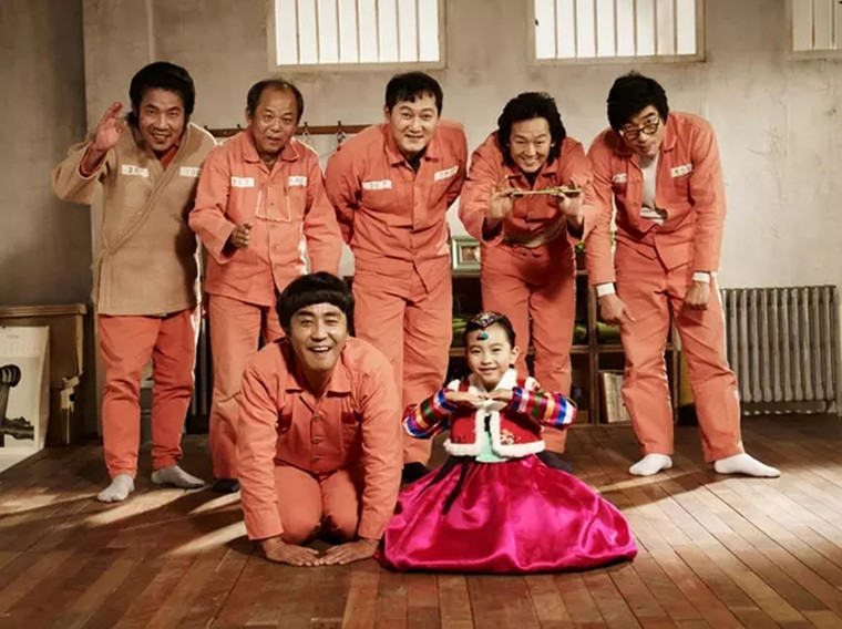 一部感动千万人的电影,上映时轰动韩国,创造票房纪录