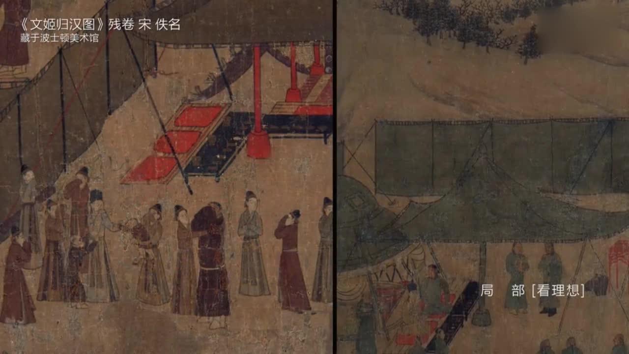 这个画作的真是太好看了,古代的画就是好!