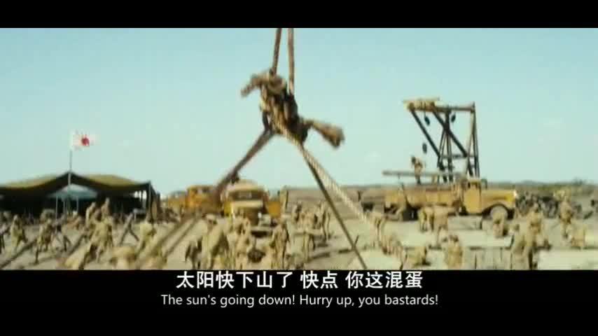 日军费力造好一座浮桥,却不想苏军坦克群过了浮桥, 长驱直入