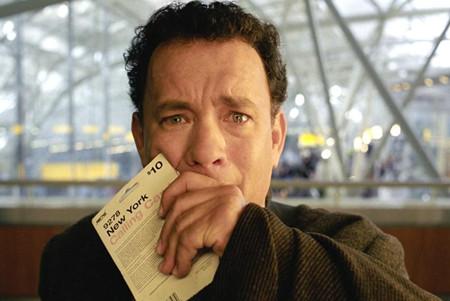 #经典看电影#男主终于完成老爸的愿望,自己却把幸福,永远留在了机场