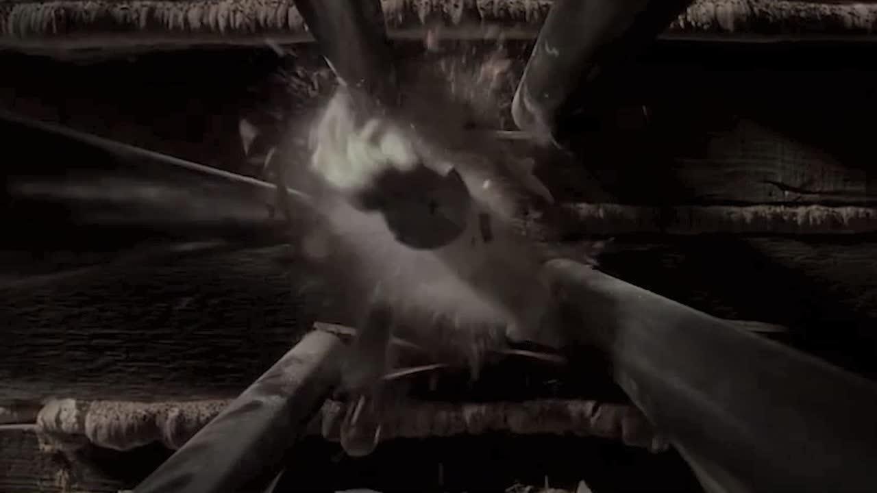 #电影迷的修养#老鼠的遭遇,看的我心惊胆战