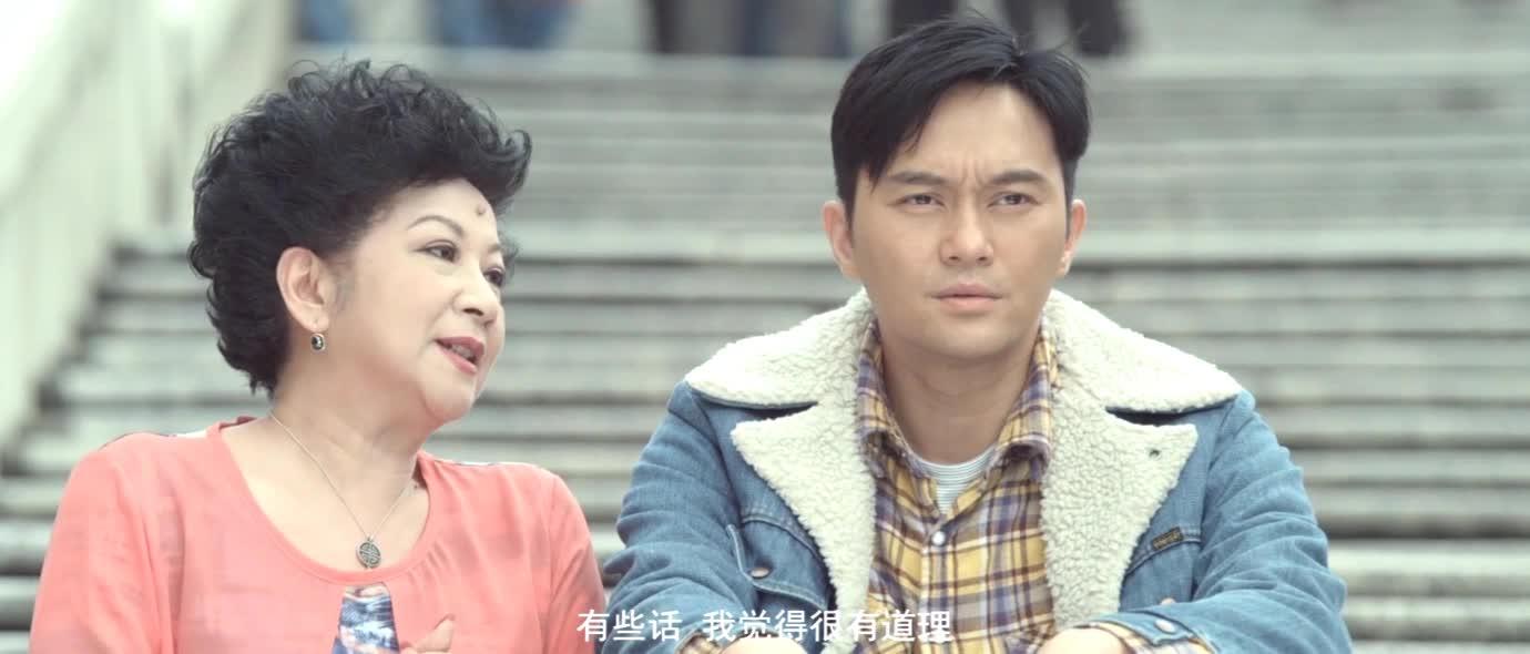#经典看电影#和张智霖回忆伤心往事,张智霖还心酸啊。
