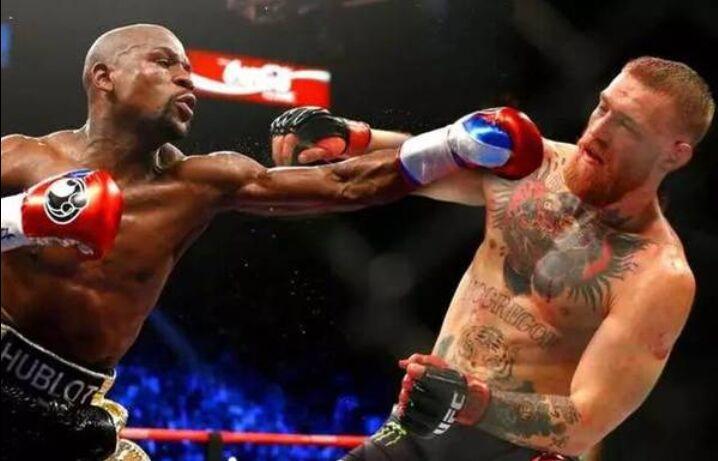 """梅威瑟VS""""嘴炮""""康纳跨界世纪大战, UFC一哥有望比肩泰森"""