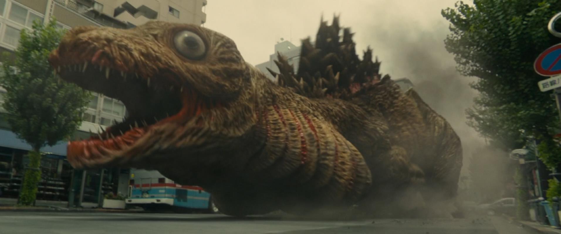 #经典看电影#现在你看怪兽萌萌哒,等它终极进化了,它看你萌萌哒