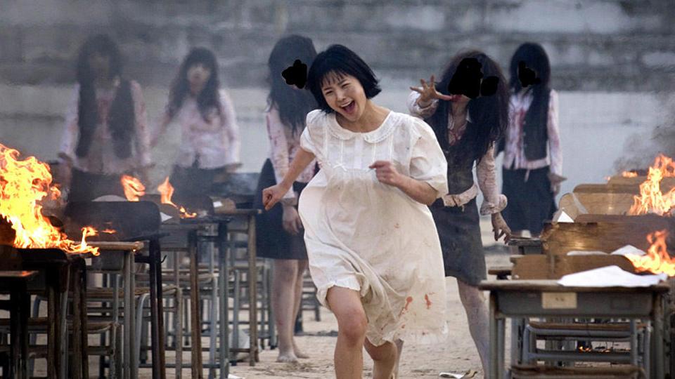 #经典看电影#韩国恐怖电影《考死》:考生的噩梦,答错题就得死!