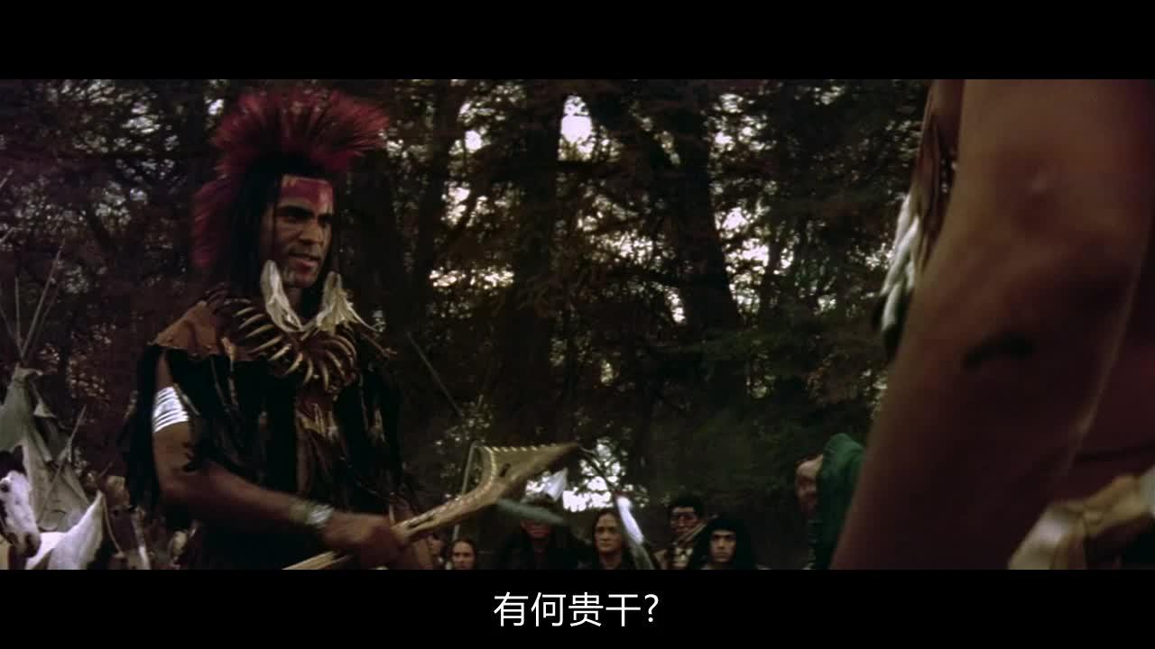 野人部落对战,中国人参战