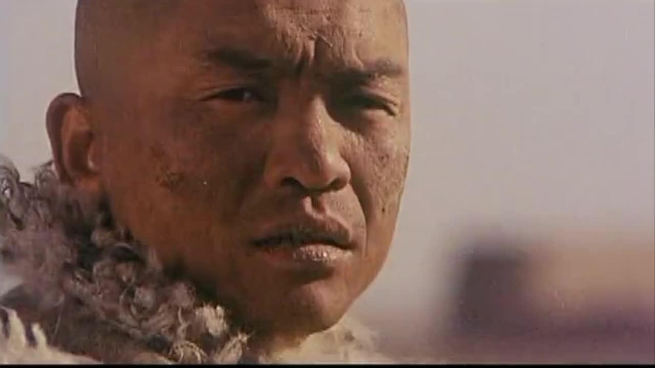 电影《双旗镇刀客》如果我不说,你不会知道这个沙里飞就是王刚