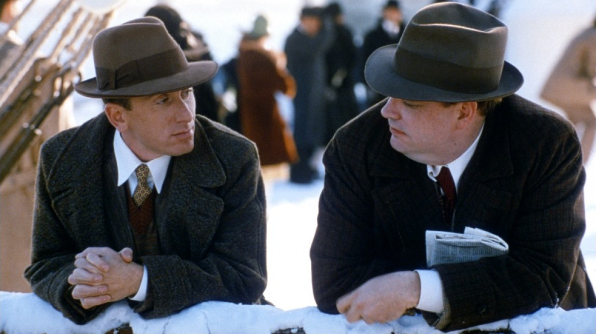 #经典看电影#男人看了都会哭的一部电影,这个男人从出生到死都没有踏上陆地!