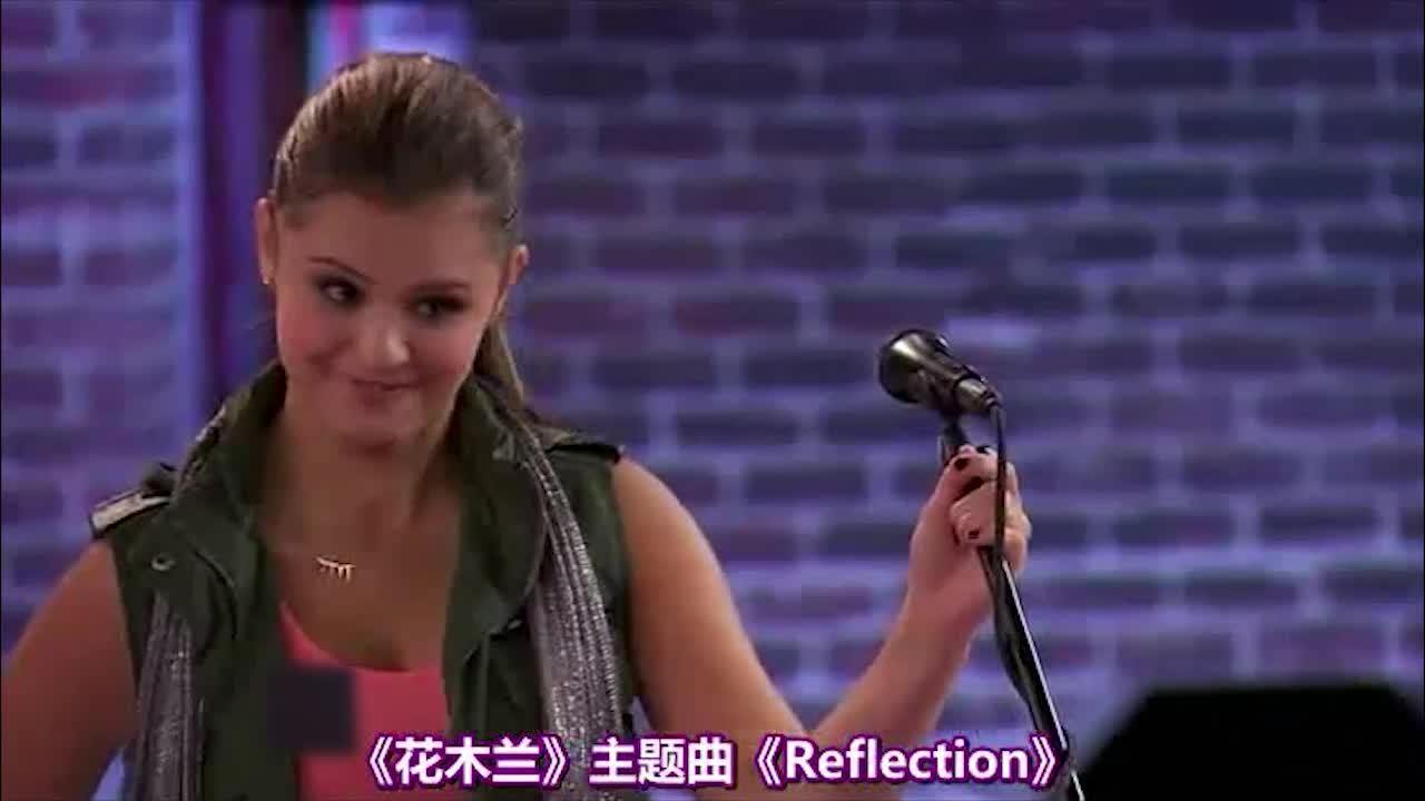 克里斯蒂娜对她说,想让她在舞台上继续成长,震撼全场