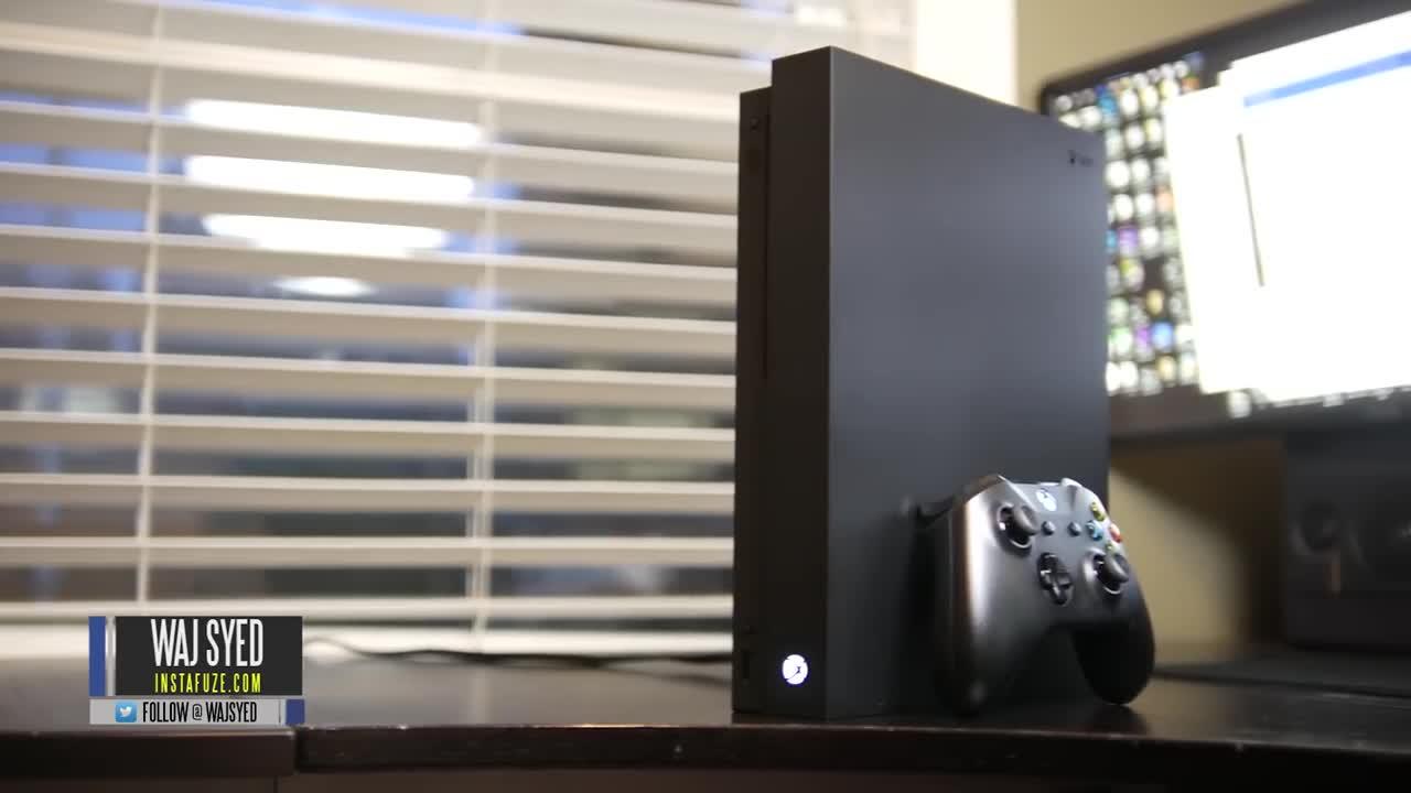 微软XBOX ONE X VS 游戏PC 哪个更强?