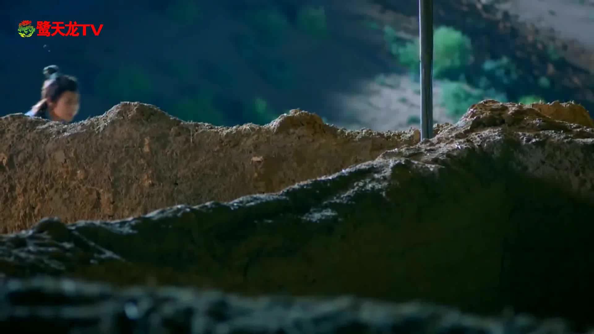 月光宝盒找到了!孙悟空和唐僧沙漠相遇