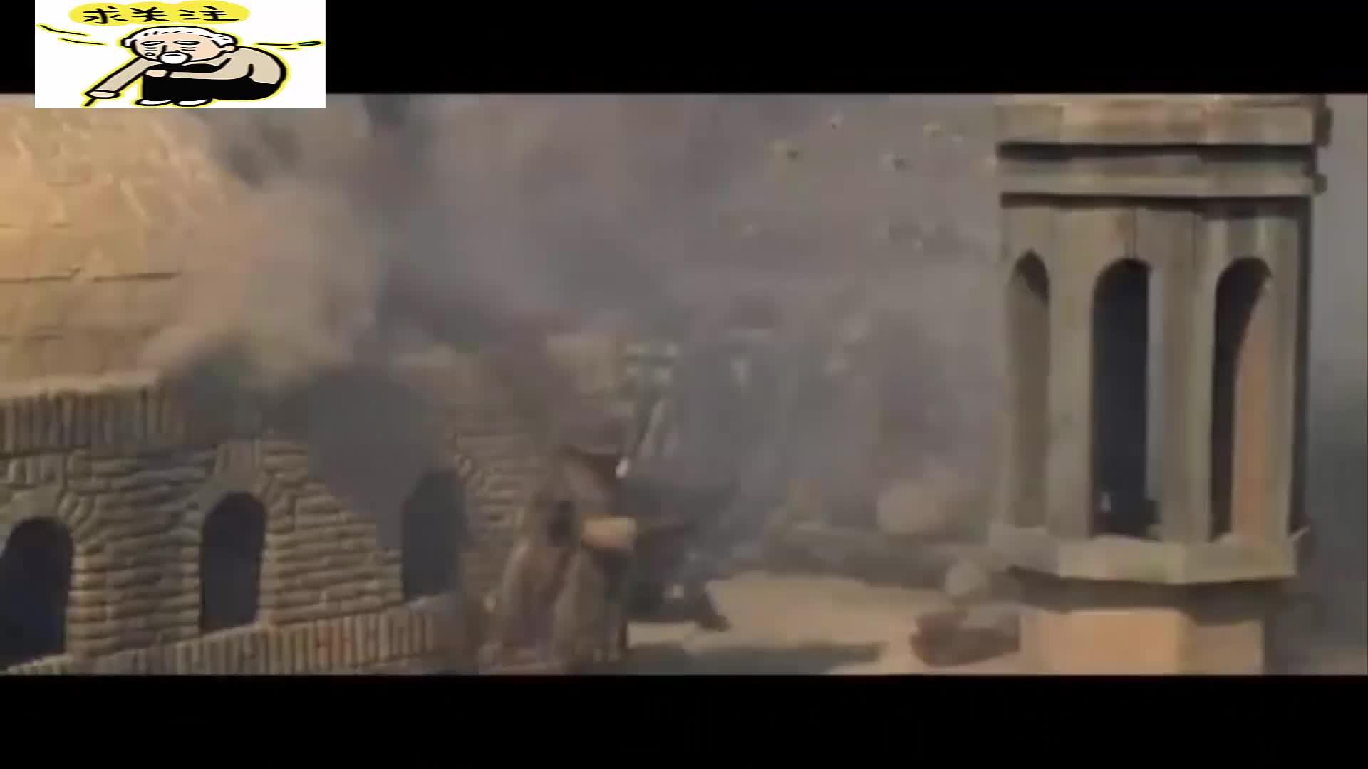 《游牧战神》不错的一部中亚历史大片!