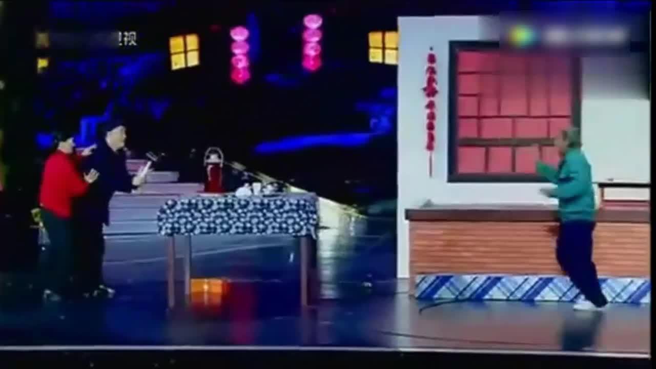 宋小宝进精神病院,赵本山当时就笑场了!