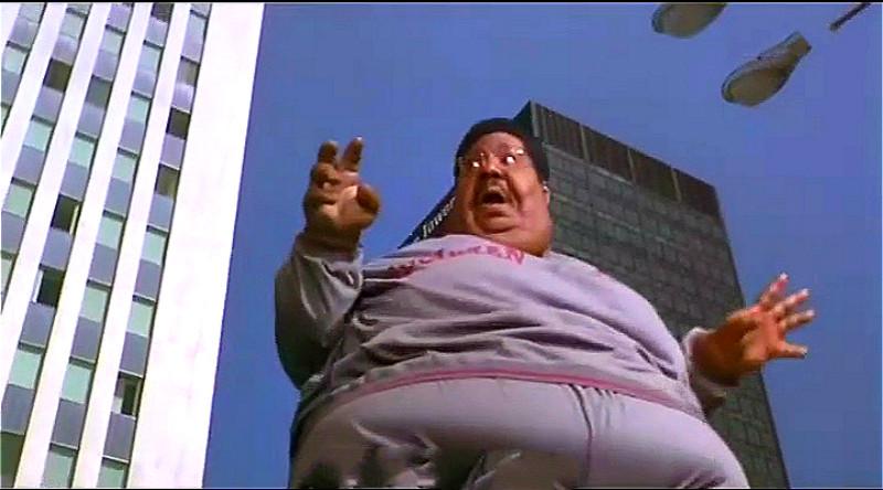 #经典看电影#胖子只是放一个屁,一个城市居然就此没了,这简直太不可思议了