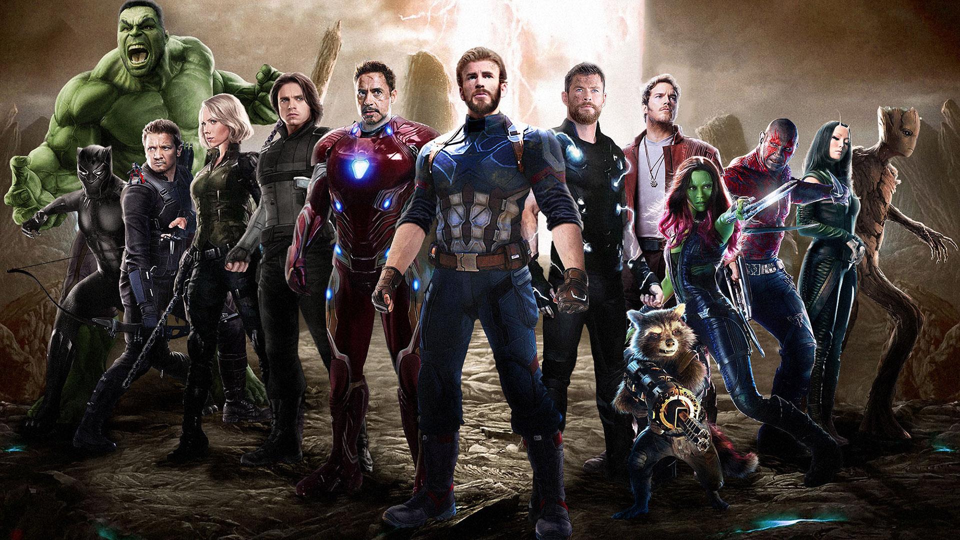 #经典看电影#原创电影解说:动作、科幻、冒险《复仇者联盟3:无限战争》