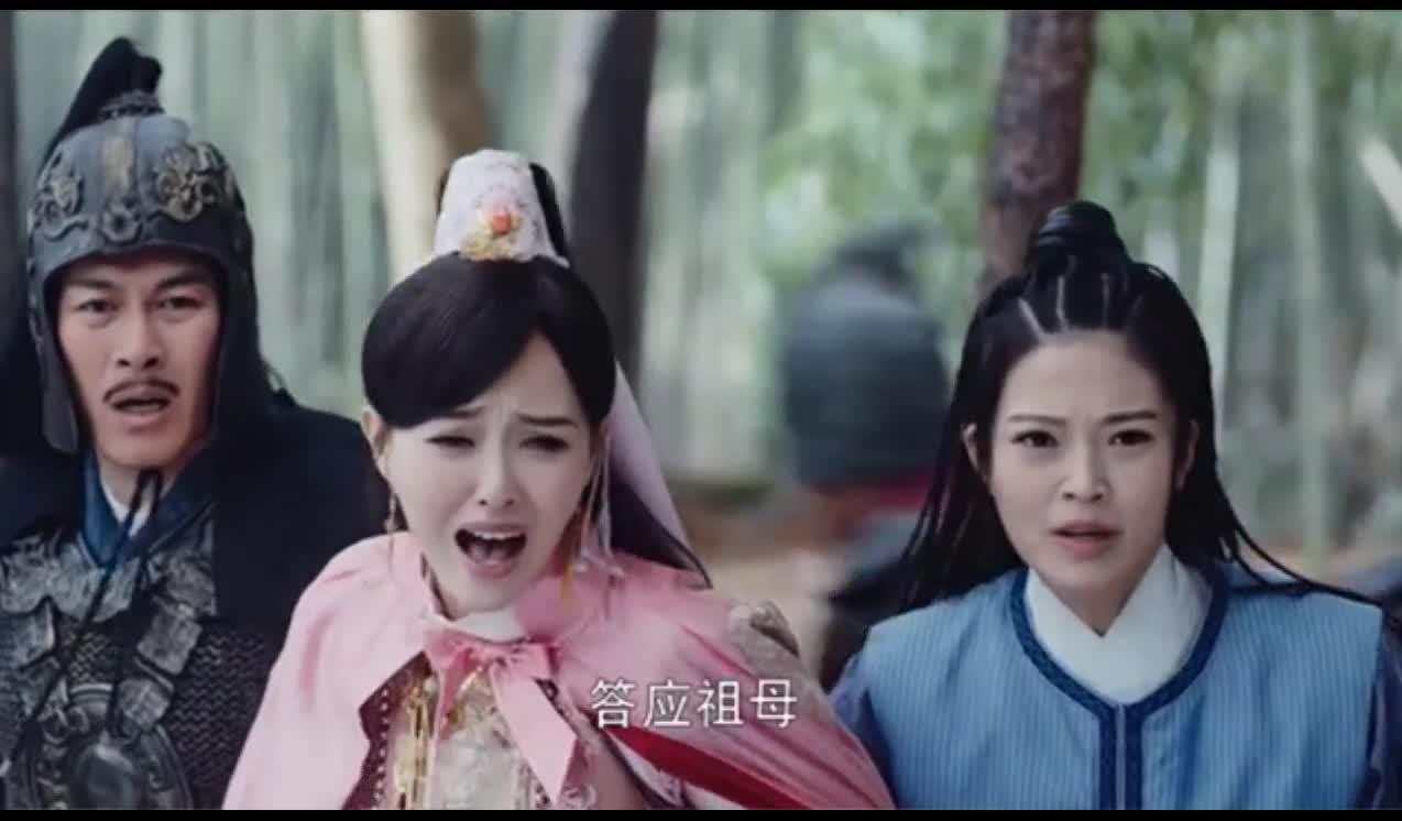 #经典看电影#唐嫣饰演的公主被灭国,不得不踏上逃亡之路,为父王族人洗脱罪名