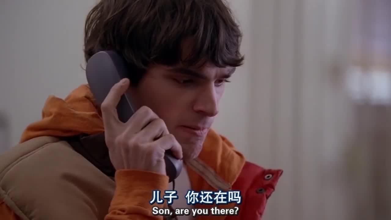 沃尔特心里非常悔恨想留一笔钱给儿子弗兰,于是给儿子打电话