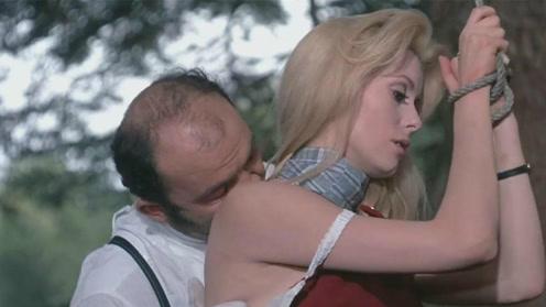 #伦理片《白日美人》#丈夫玉树临风却力不从心,妻子如狼似虎,只好暗地里做了这职业