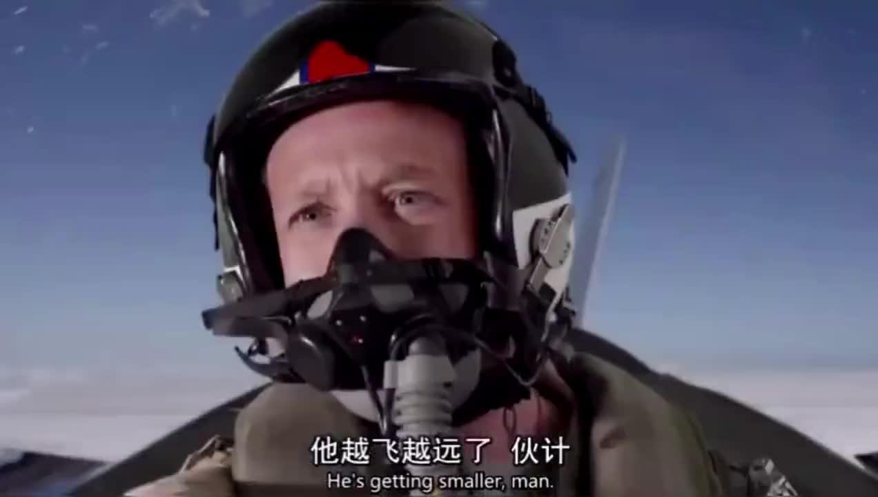 #经典看电影#巴基斯坦加油机载着核弹飞往以色列,美国F18战斗机自杀式撞机