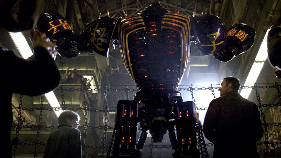 2020年,人类拳击将被取消,机器人拳击开始走上擂台