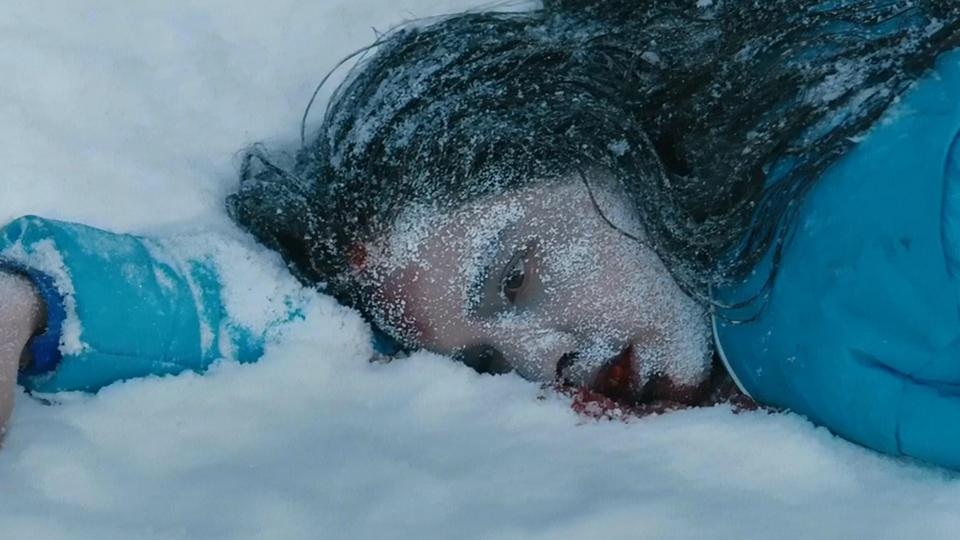 #悬疑电影#鹰眼联手红女巫,大破奸杀案!解读《猎凶风河谷》