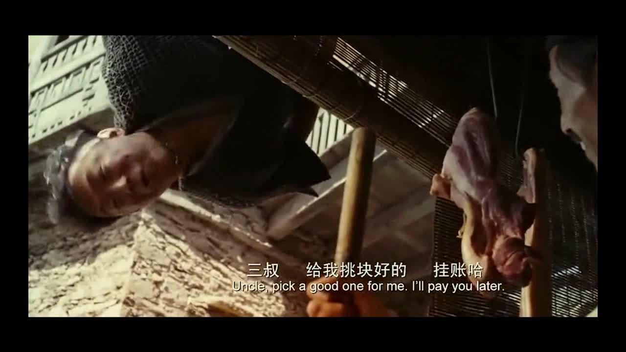 黄渤不愧是影帝,这招太狠了!三叔欲哭无泪!