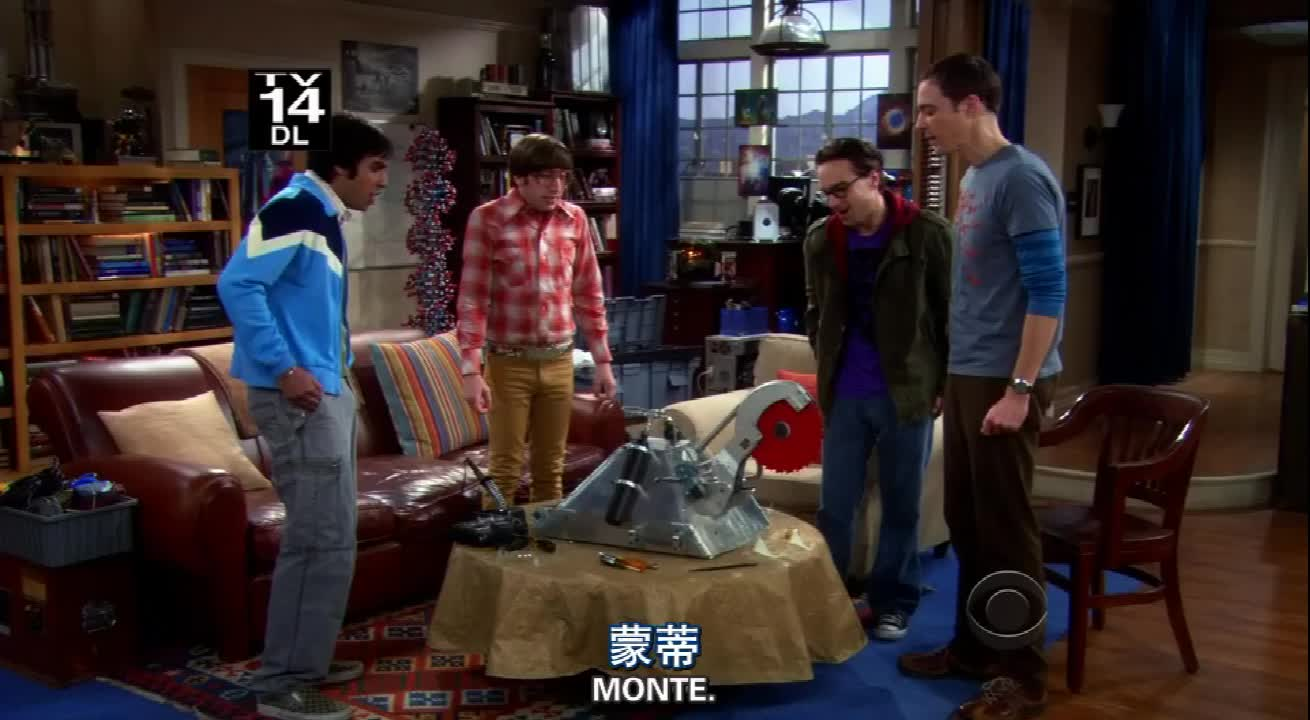 四个科学家一起制造了一个电锯,它有什么不同,看到都愣住了!