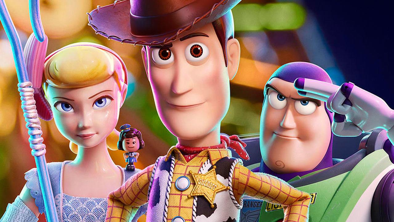 用《起风了》打开《玩具总动员4》,童年电影回归,记忆每一个你