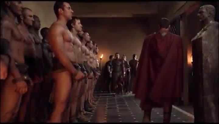 罗马将军公报私仇,选出斯巴达克斯单挑他的护卫