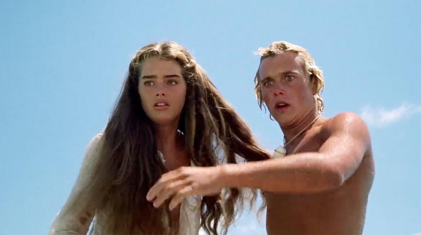 #经典看电影#一男一女流落在荒岛上,一起生活多年后,他们却再也不想离开了