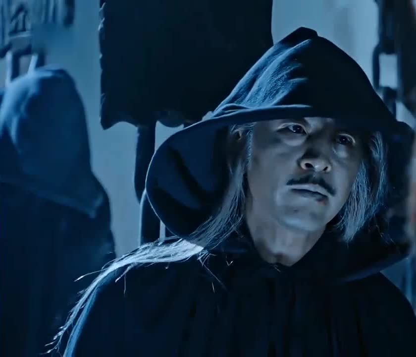 #这个视频666#郭晓峰《斗破苍穹》:法犸国师说,他的所有时间都消磨在这虚空里